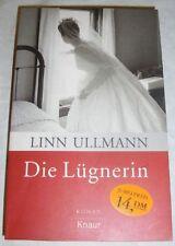 Die Lügnerin - Linn Ullmann - Buch