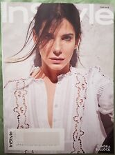 Sandra Bullock In Style Magazine June 2018