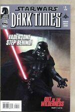 Star Wars Dark Times Out Of The Wilderness #1-2011 nm- 9.2 Variant cover