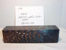Pinie,Hybrid Holz, Messergriff, Griffblock, Edelholz / 117
