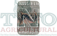 Nuffield Universal Tractor Badge