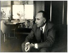 Italia, Ing. Raffaele Girotti, Direttore Generale dell'ENI Vintage silver p