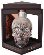 Limited Artist Series John Alexander Crystal Head Vodka Skull Empty Bottle