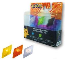 Pokemon Z-Ring Z Crystals Set (Nintendo 2DS, 3DS) IT IMPORT TOMY