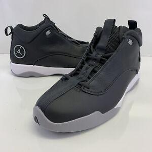 Jordan Jumpman Pro Quick Anthracite Grey Black White 932687-004 Sz 11
