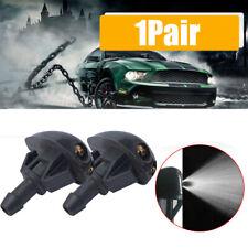2x Auto Car Window Windshield Washer Spray Sprayer Nozzle Universal Accessories