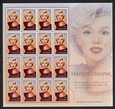 GRENADA MNH Selections: Scott #3443 Marilyn Monroe SHEET of 16 CV$9+