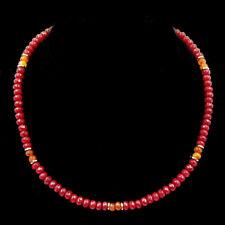 50 x fuego pulida de vidrio esmerilado perlas 3mm rojo marrón transparente # 90110 Garnet