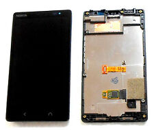 NOKIA X2 DUAL SIM RM-1013 COMPLETE LCD TOUCH DIGITIZER DISPLAY & FRAME