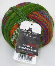 (10,95€/100g) Schoppel Crazy Zauberball Sockenwolle 1153 Papagei