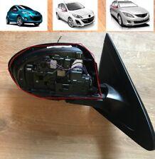 Rear Mirror Body Case Hull Trunk Bulk Corps Overlay Onlay Right Door Mazda 2 3 6
