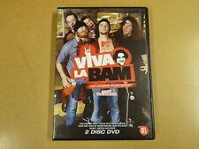 2-DISC DVD / VIVA LA BAM - SEIZOEN 1 ( BAM MARGERA )