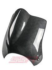 Buell S1 Lighting/S1w White Headlight Cowl/Windscreen Windshield Carbon Fiber