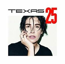 Texas 25 12 Track CD Album From 2014