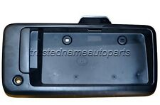 for Chevy Express GMC Savana Cargo Door Tailgate Handle License Plate Holder