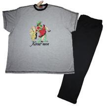 Muppet's ( Size 4XL ) Kermi- Nova - Men's / unisex Two piece pajama set