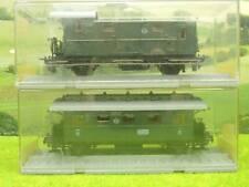 Trix Express 3728 etc H0 Gepäckwagen + Personenwagen der DR OVP (MR) B0096