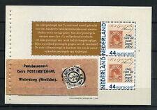 2009 Vel 3 uit prestigeboekje 27 2 maal 2682 Dag van de postzegel - Royalty