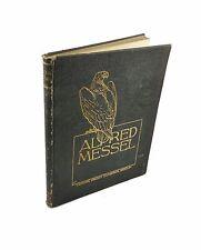 #e7553 Alfred Messel von Walter Curt Behrendt mit 90 Abbildungen Cassirer 1911