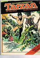 Tarzan of the Apes by Burroughs, Edgar Rice Paperback Book The Fast Free
