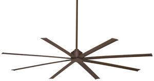 "Minka Aire Xtreme H2O Outdoor Fan 84"" Ceiling Fan - Oil Rubbed Bronze"