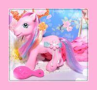 ❤️My Little Pony G3 Rhapsody Ribbons Crystal Princess Design 3D Cutie Mark❤️