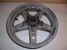 Jante roue avant 14 pouces alu Grimeca scooter Piaggio 125 X8 2002 Occasion jant