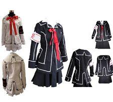 Vampire Knight cosplay kostüm Yuki Cross White Black