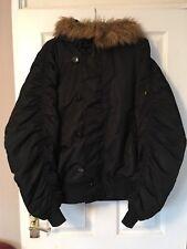 Men flight jacket size XL ALPHA INDUSTRIES