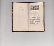 PETIT MISSEL ROMAIN en cuir-dans son étui cartonné-EDIT.A.MAME/TOURS/1888 N° 17