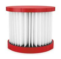 Milwaukee 49-90-1900 HEPA Filter for Wet/Dry VAC - IN STOCK