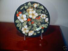 Sakura Splendor Pattern Green Salad Plate Excell