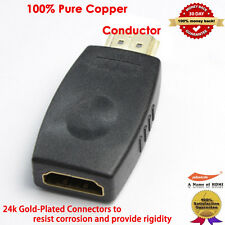 YellowKnife - Hdmi Female To Hdmi Male Extension Adapter Coupler
