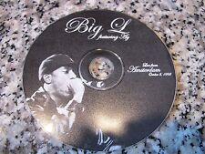 BIG L SHOW & AG cd LIVE IN AMSTERDAM Ebonics D.I.T.C. THE BIG PICTURE ROC RAIDA