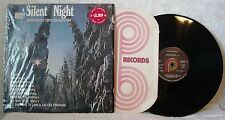 BIRCHWOOD POPS Silent Night CHRISTMAS 33 LP RECORD Pickwick Records