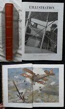 @ (Revue) L'ILLUSTRATION JOURNAL UNIVERSEL Année 1918 (Juillet à Décembre)