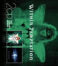 WITHIN TEMPTATION - MOTHER EARTH/THE SILENT FORCE 2 CD NEU