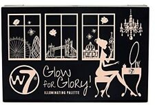 W7 Glow For Glory Illuminating Palette # BRAND NEW