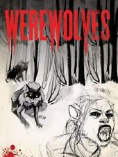 Werewolves - A Joural Of Transformation by Alice Carr SC new