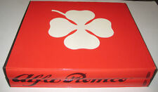 ALFA ROMEO CATALOGUE RAISONNE 1911-1989, PUTTINI, NEW 2 VOLUME SET IN CASE OFFER