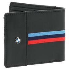 Portefeuille Puma Bmw blk wallet Noir 93030 - Neuf