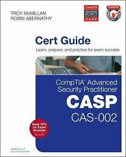 COMPTIA ADVANCED SECURITY PRACTI - ROBIN ABERNATHY TROY MCMILLAN (HARDCOVER) NEW