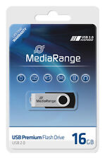 MediaRange 16 GB USB Stick USB 2.0 Flash Drive Speicher Stick