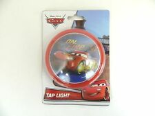 DISNEY PIXAR CARS TAP LIGHT - NIGHT LIGHT