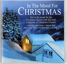 cd in the mood for CHRISTMAS michael ball diana ross wizzard slade aled jones