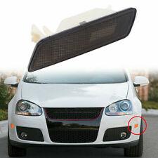 Left Bumper Side Marker Light Grey Housing For VW Jetta Golf MK5 2006-2009