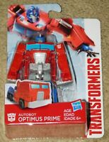 TRANSFORMERS HEROIC AUTOBOT LEADER OPTIMUS PRIME ACTION FIGURE (New In Package)