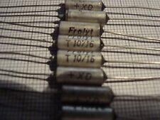 50pcs 47uF 35V //DC TTE-F  tantalum tantal NOS Unused capacitor