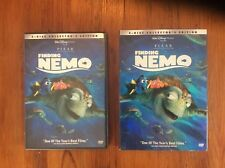 Finding Nemo (Dvd, 2003, 2-Disc Set) With Dust Jacket