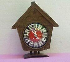 VINTAGE Alarm Clock VITYAZ Made in USSR Mechanical ВИТЯЗЬ